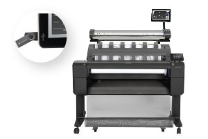 Plotter HP DESIGNJET T920PS MFP2GO
