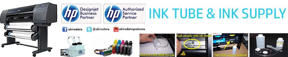 INK TUBE & INK SUPPLY