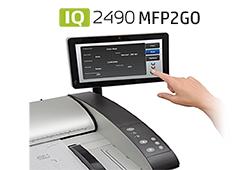 IQ 2490 MFP2GO