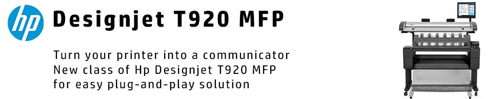 baner T920 mfp