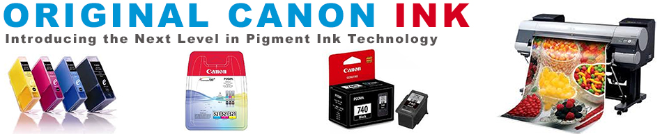 original ink canon