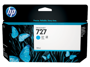 Tinta HP Designjet T920/T1500/T2500 printer series