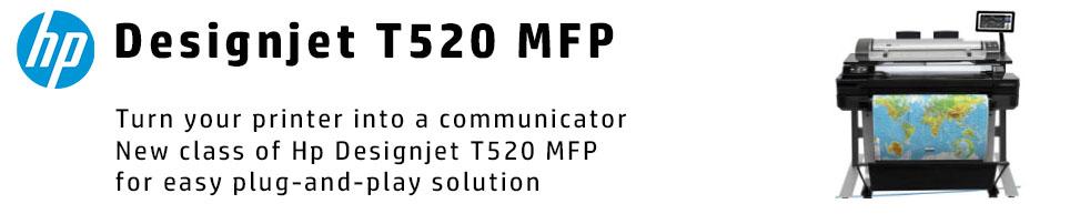 baner T520 mfp