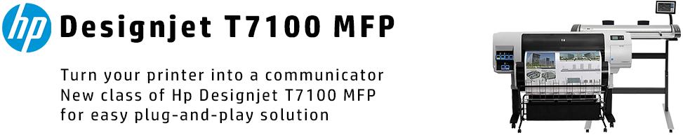baner T7100 mfp