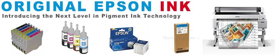 original ink epson